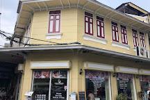 Samsen Massage and Nail Care, Bangkok, Thailand