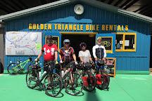Golden Triangle Bike Rental, Pittsburgh, United States