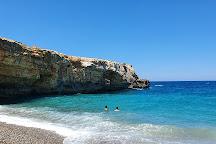 Spilies Beach, Rethymnon, Greece