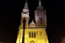 Cathedral of the Assumption, Zagreb, Croatia