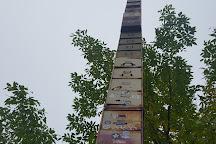 World's Tallest Filing Cabinet, Burlington, United States