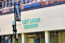 Lift Lock Escape, Peterborough, Canada