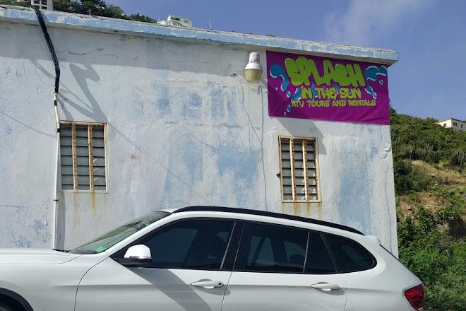 Splash in the Sun, Pointe Blanche, St. Maarten-St. Martin
