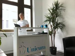 Praxis Unicura - Privatpraxis für Osteopathie und Schmerztherapie nach Liebscher & Bracht