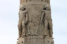 Monumento aos Herois da Guerra Peninsular, Porto, Portugal