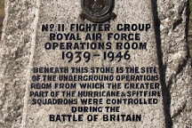 Battle of Britain Bunker, Uxbridge, United Kingdom