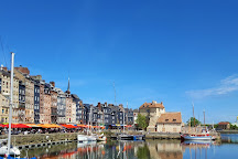 Vieux Bassin, Honfleur, France