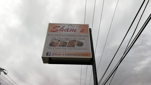 Sham's Roti Shop & Catering Services