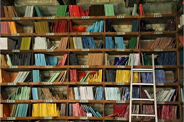 Orsoni Colour Library