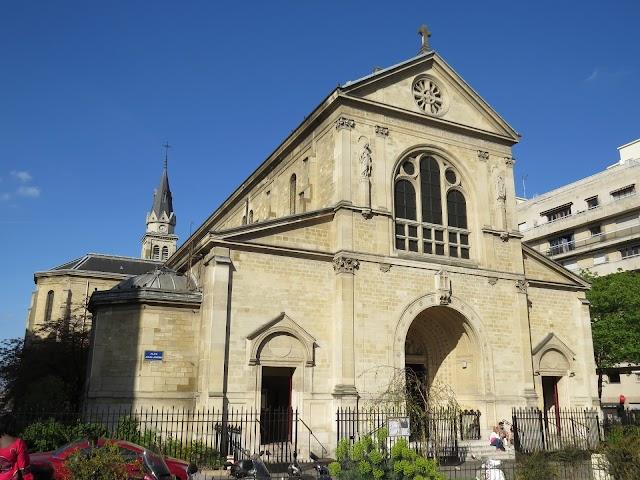 Église Notre-Dame de Clignancourt