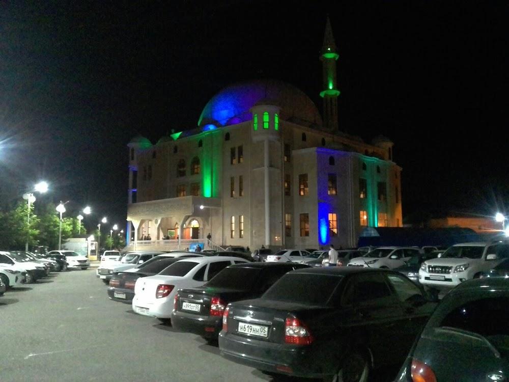 мечеть в каспийске картинка так