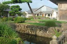 Matsuyama Historical Park, Sakata, Japan