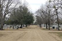 Evergreen Cemetery, Paris, United States