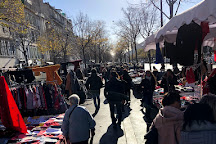 Marche du Prado, Marseille, France