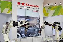 Kawasaki Robostage, Daiba, Japan
