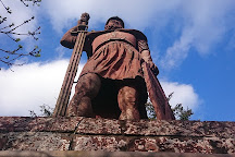 William Wallace Statue, St. Boswells, United Kingdom