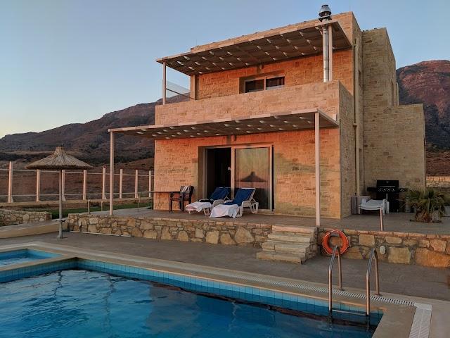 Triopetra Blue Horizon Villas