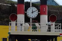 Steam Clock - Ariande, St. Helier, United Kingdom