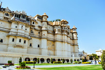 City Palace of Udaipur, Udaipur, India