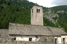 Chiesa Vecchia, Macugnaga, Italy