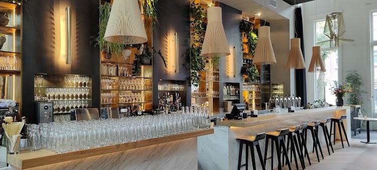 Café-Restaurant De Plantage Amsterdam