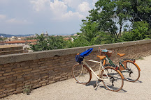 Around a Roman Bike, Rome, Italy