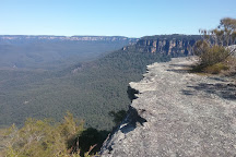 Lincoln's Rock, Blue Mountains National Park, Australia