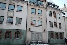 Mencendorfa Nams, Riga, Latvia