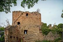 Chateau du Haut-Ribeaupierre, Ribeauville, France