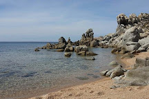 Spiaggia Baia Santa Reparata, Santa Teresa Gallura, Italy