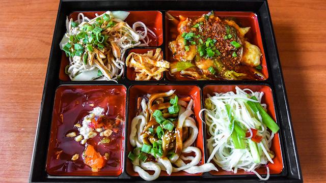 Chengdu Famous Food