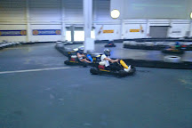 Indoor-Kart 2000, Frankfurt, Germany