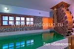 Тэя Люкс, Сауна, Воронцовская улица, дом 43, строение 3 на фото Москвы