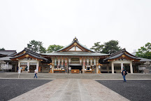 Hiroshimagokoku Shrine, Hiroshima, Japan
