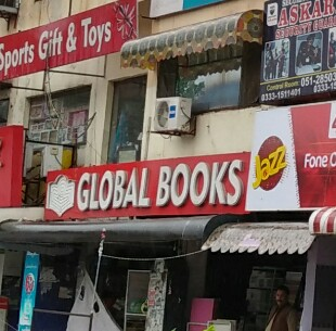 Global Books & Stationers