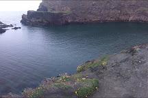 Blue lagoon abereiddy, Abereiddy, United Kingdom