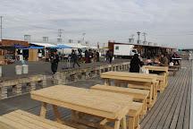 Yuriage Harbor Morning Market, Natori, Japan