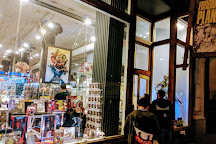 Forbidden Planet, New York City, United States