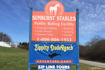 Sunburst Adventures, Clarkesville, United States