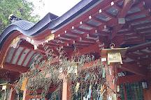 Nagaoka Tenmangu, Nagaokakyo, Japan