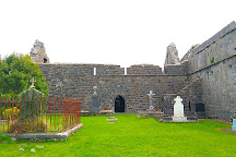 Murrisk Abbey, Murrisk, Ireland