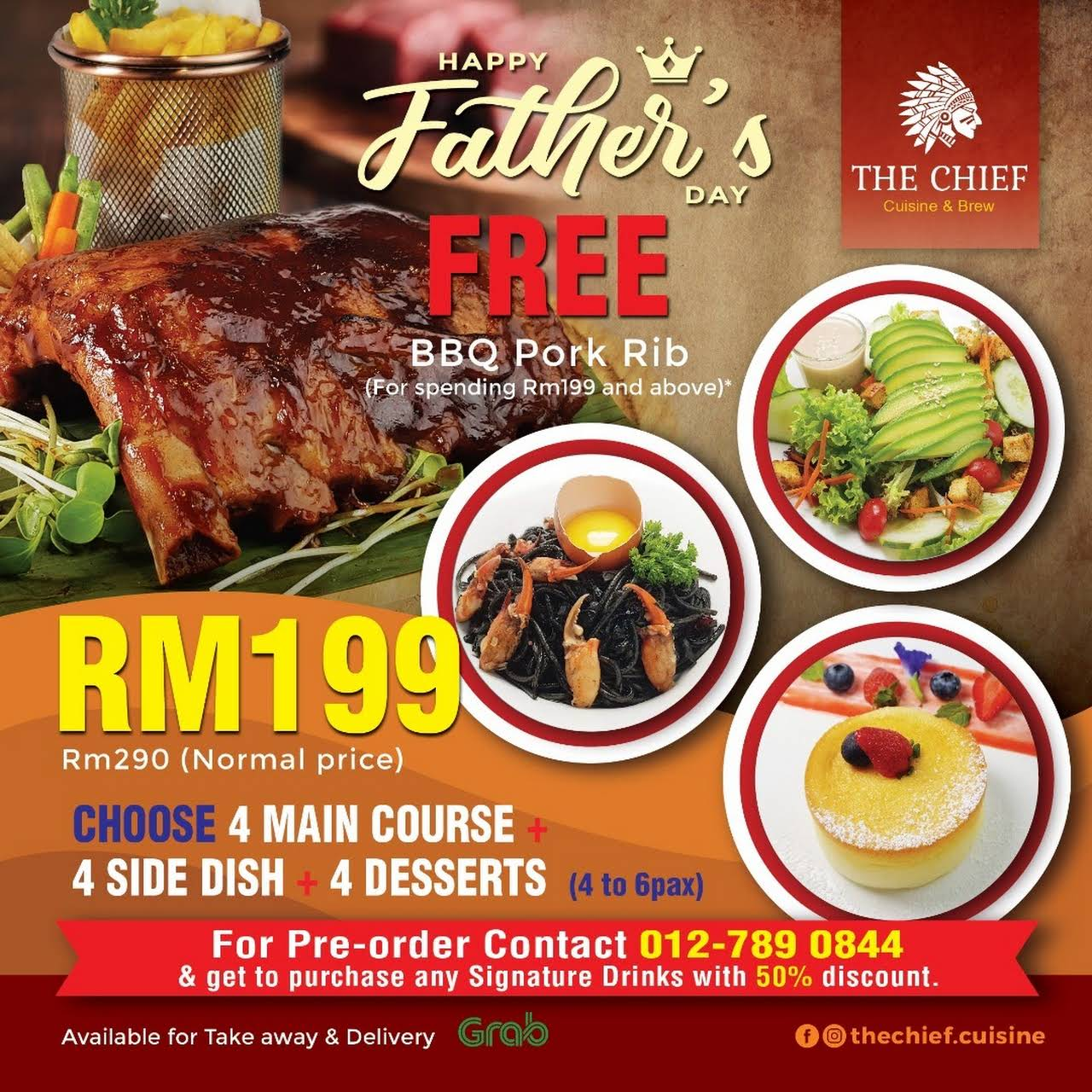The Chief Cuisine Brew Restaurant Serving Modern Cuisine And