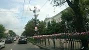 Хабаровская Городская Дума, улица Дикопольцева на фото Хабаровска