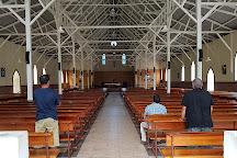Cathédrale St Gabriel, Rodrigues Island, Mauritius