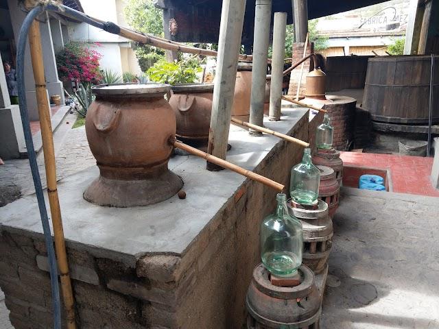 Fabrica de Mezcales El Sabino