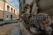 Fontana di Papa Giulio III, Rome, Italy