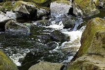 RHA Waterfall, Uig, United Kingdom
