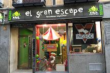 El Gran Escape, Madrid, Spain