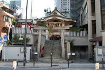 Tsunashikiten Shrine Otabisha, Osaka, Japan