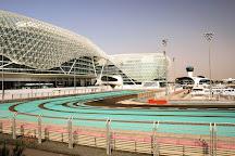 Yas Marina Circuit, Abu Dhabi, United Arab Emirates